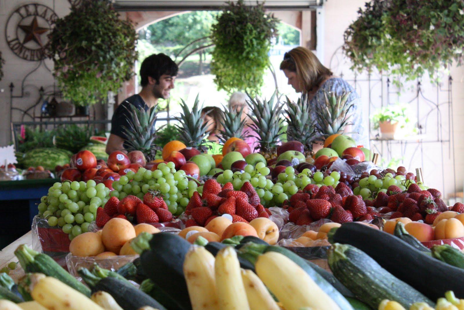 Farmer's Market - Slater Farms