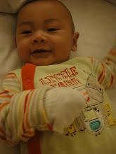 Aidan- 5 months old - 13/02/2009