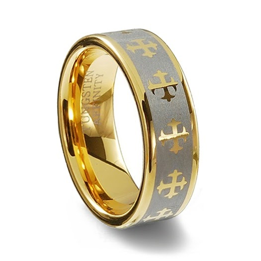 Wedding Ring Gallery The Most Popular Tungsten Wedding Band In 2010