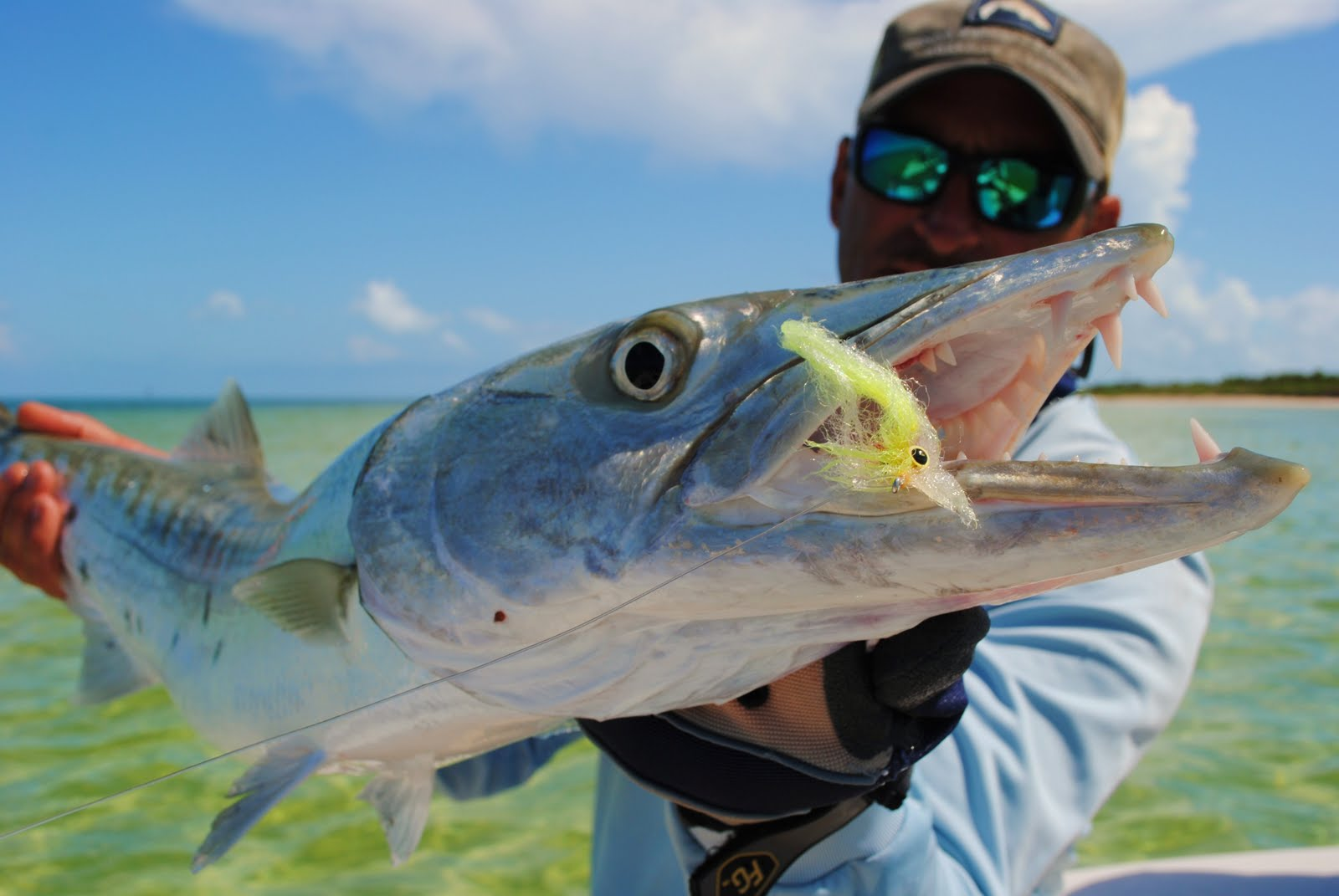 The pine island angler more key west bonefishing august 2010 for Bone fishing key west