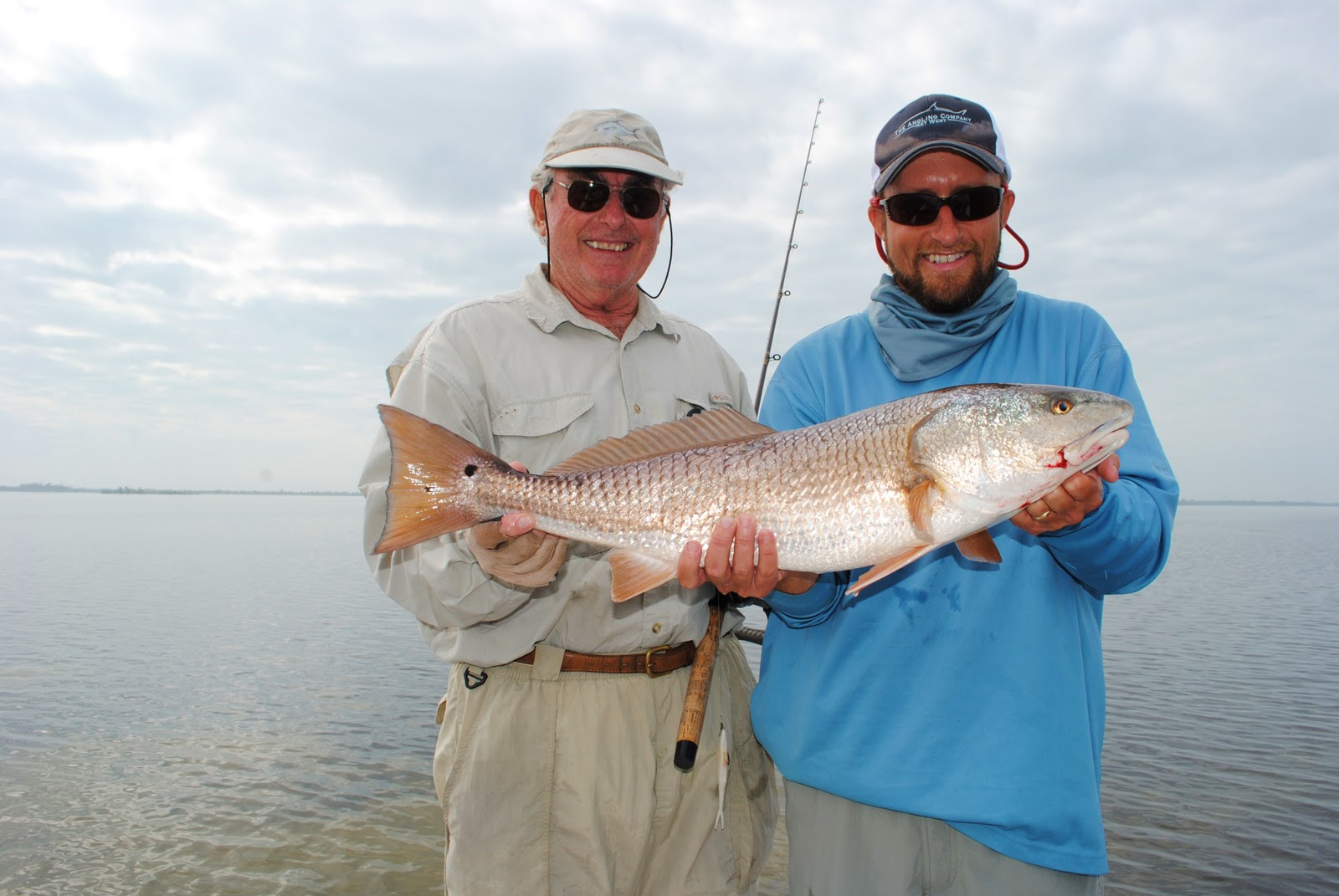 The pine island angler fly fishing for redfish useppa for Fly fishing for redfish