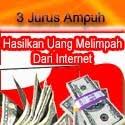 Cara Menghasilkan uang melimpah dari internet