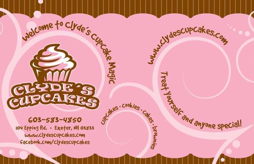 Clyde's Cupcake Magic