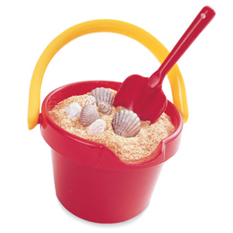 Easy Sand Pail Cake