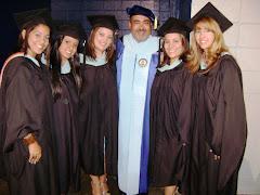 Graduación Universidad del Turabo 2010