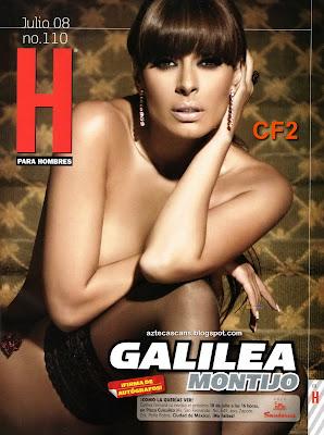 Galilea Montijo en H