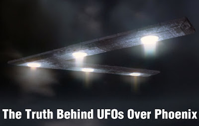 National Geographic: The Truth Behind – UFOs Over Phoenix (2010)