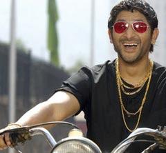 Arshad Varsi in Muuna Bhai