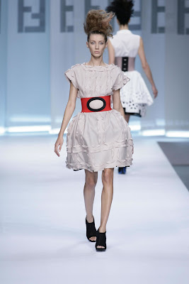 Fendi Spring Summer 2009 Womens Runway Pictures