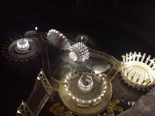 Obiective turistice in Romania Salina Turda