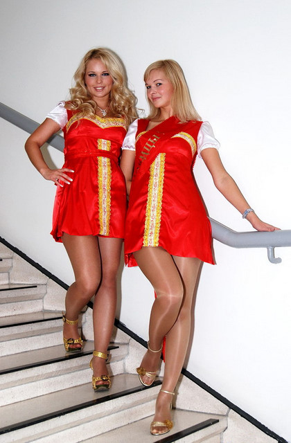 hot promotional models in hose