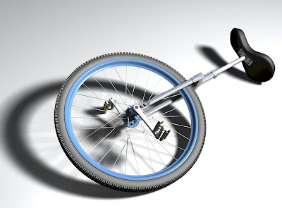 Unicycle Anyone?