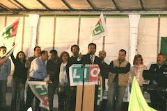 LIC 2005 - Recandidatura à Junta