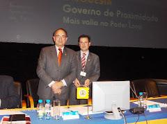 Armando Vieira Presidente ANAFRE