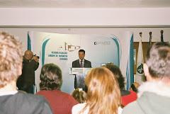 Inauguração da Requalificação da Escola EB1/JI de Curvos