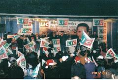 LIC 2001 - Comício