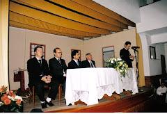 Na Missa nova do P.e Mário Rodrigues