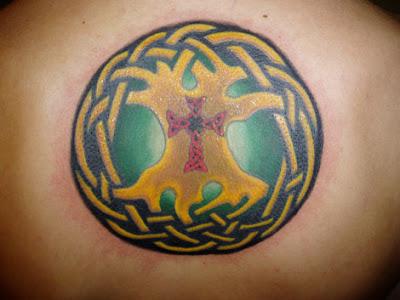 Size:500x375 - 108k: Tattoo Celtic Tree of Life