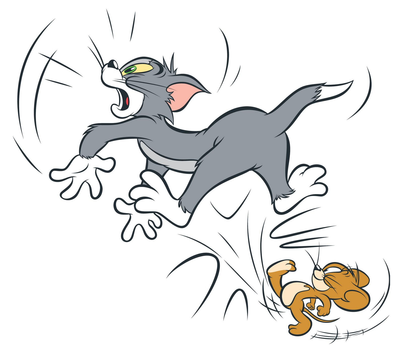 Patrick owsley cartoon art and more tom and jerry - Tom tom et jerry ...