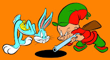 BUGS BUNNY &amp; ELMER FUDD