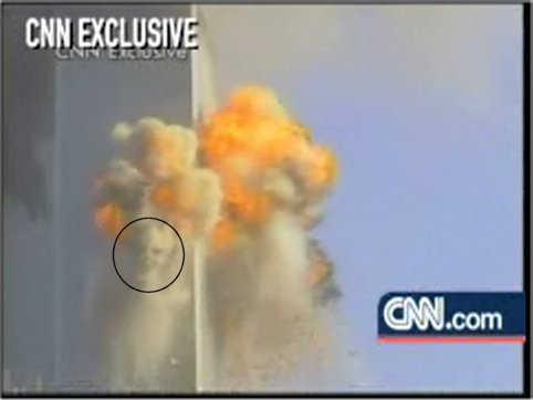 inagenes q se puede observa en la destruccion de las torre gemela