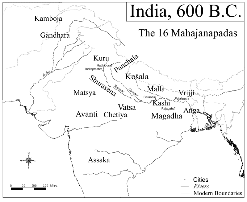 MARXIST: Magadha, History of India