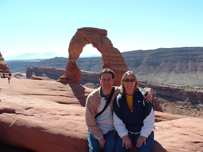 Delicate Arch, Utah {4.09}