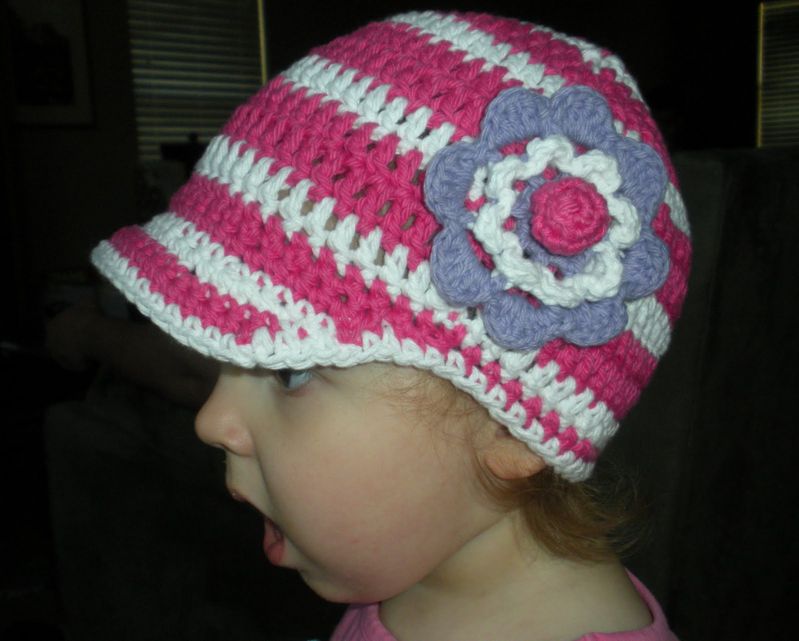 Crochet Hat Patterns For Dummies : Spice and all thats Nice: Learning to Crochet