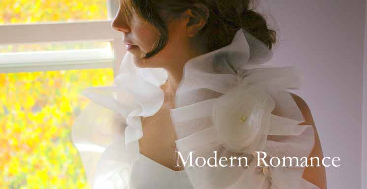modern romance wedding blog