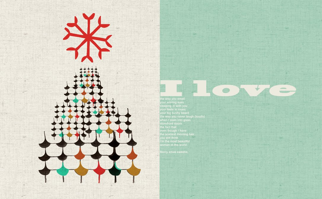 i love christmas card - Why Is Christmas Called Xmas