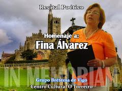 Reportaxe Fotográfica Recital Homenaxe Fina Álvarez (O Torreiro-Nigrán)