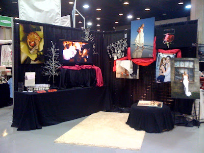 Bridal Show Booth bring on 2011