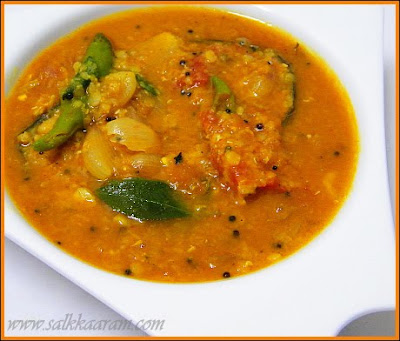 how to make simple dal curry