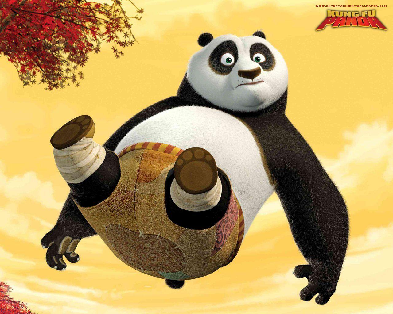 kung fu panda piss they potty