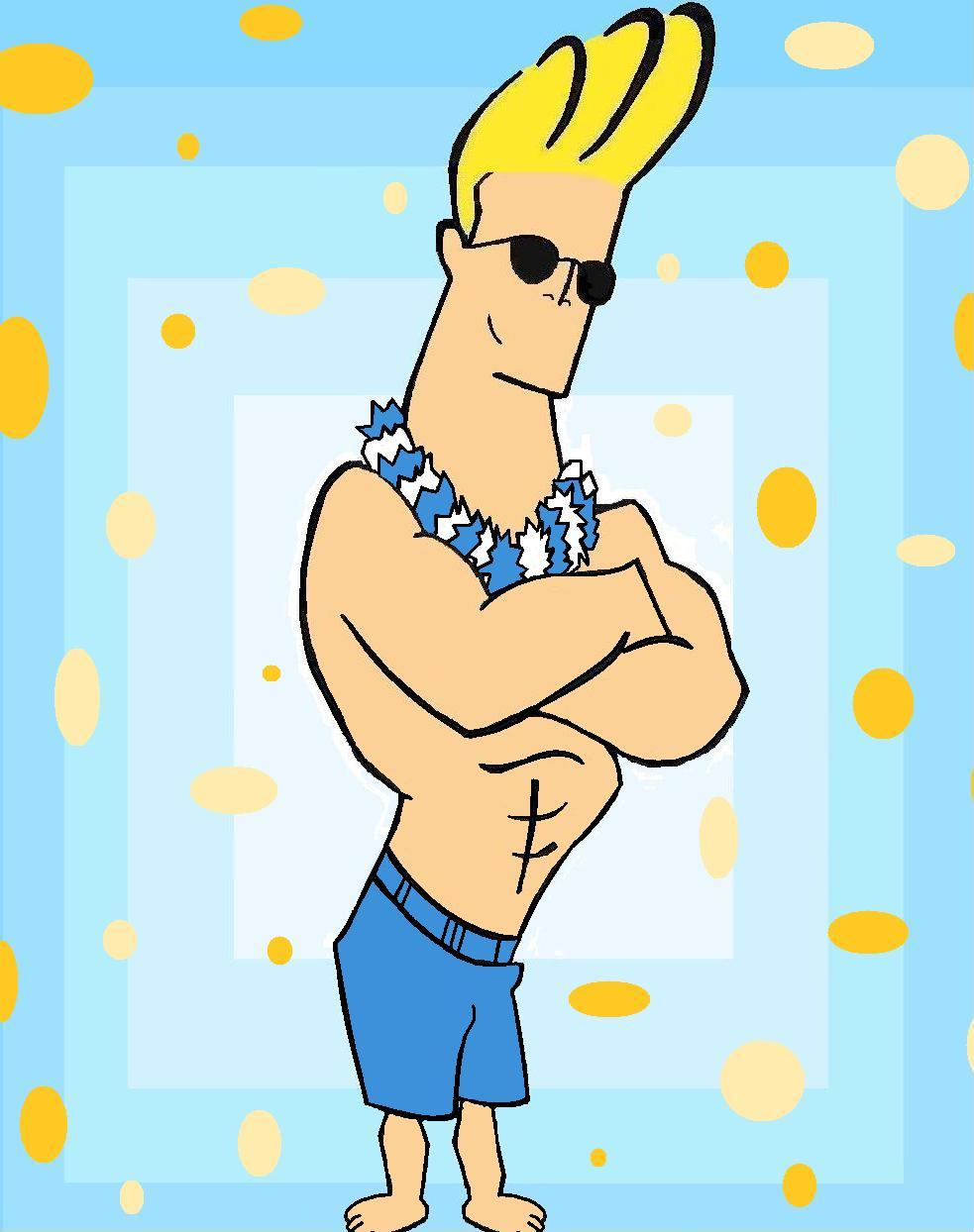 Johnny Bravo Best Wallpaper Free