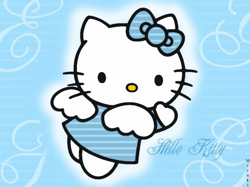 wallpaper hello kitty. HD Wallpaper: Hello Kitty