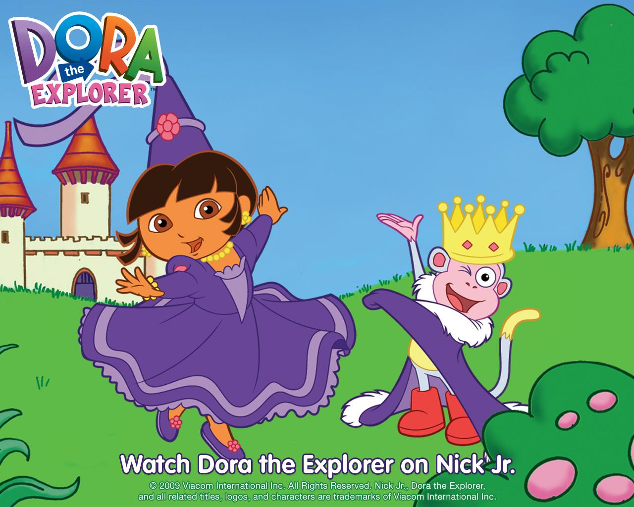 May 2012 princess wallpaper backgrounds - Princesse dora ...