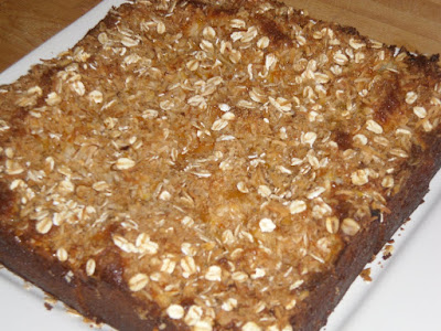 dash of flavour: Apricot and Cardamom Coconut Slice