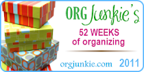 52 Weeks of Organising 2011