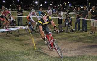 Lance in action at Cross Vegas 2008!