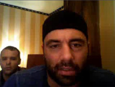 This is no JTV celebrity look a like it's the real deal Joe Rogan.