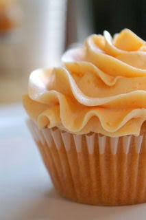 Peach Buttercream: