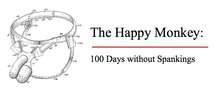 The Happy Monkey: 100 Days without Spankings