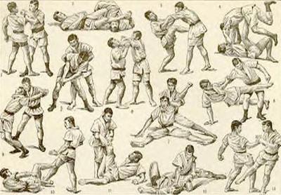 History of martial arts