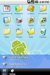 Android Icloud App