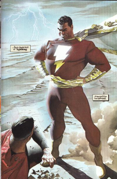 Random Thoughts: Graphic Novels: Kingdom Come