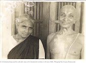 Sri Krishnamacharya with wife Srimati Namagiriamma