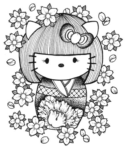 Coloriage en ligne barbie liberate - Coloriage hello kitty jeux ...
