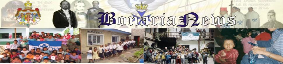 ORDEN BONARIA - DESARROLLO HUMANITARIO.-