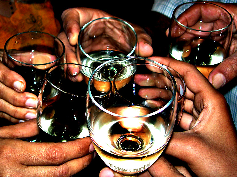 cheers drinks in mumbai by kunal bhatia